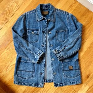 Vintage Lauren Jeans Co. Denim Jean Jacket